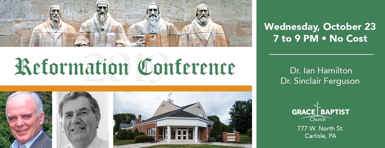 reformation conference 2019 details